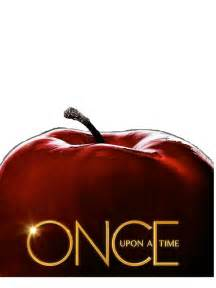 Once Upon a Time Apple Logo