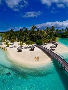 Bora Bora, French Polynesia | Beautiful Places to Visit