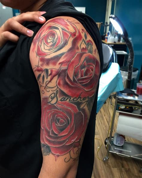trendy  creative  sleeve tattoo designs