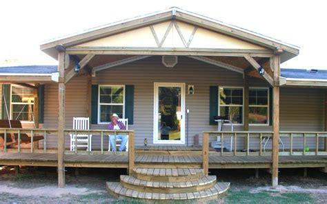 Mobile Home Porches & Decks Guide