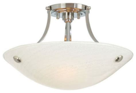 neptune semi flush ceiling mount modern bathroom