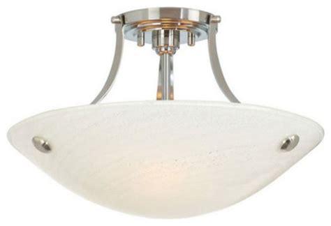 neptune semi flush ceiling mount modern bathroom
