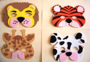 qu 233 hacer con nenes mascaras de animales con foami