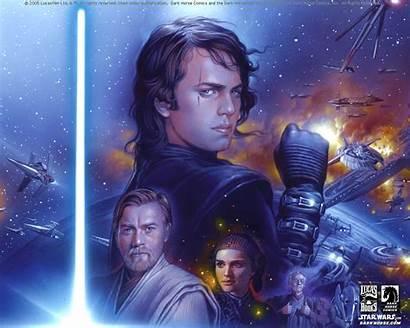 Anakin Skywalker Wars Star Sith Revenge Desktop