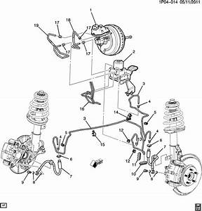 Chevrolet Cruze Abs Hydraulic Assembly