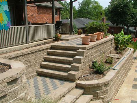 retaining wall design  create beautiful natural landscaping idea   yard amaza design