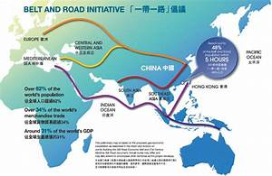 China is constructing a modern Silk Road trading route