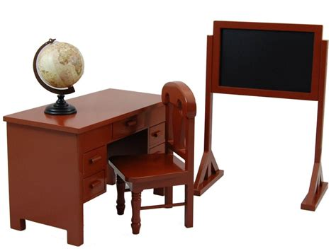 american doll school desk school desk and play set for 18 quot american