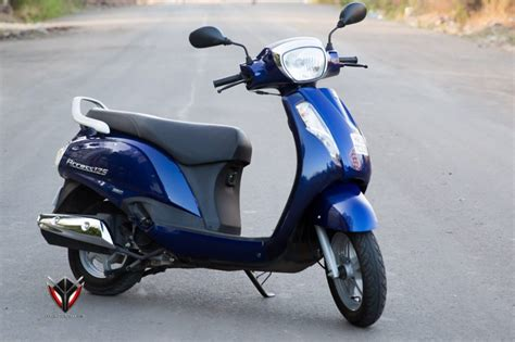 Suzuki Access Review by The New Access 125 Ride Review Motohive