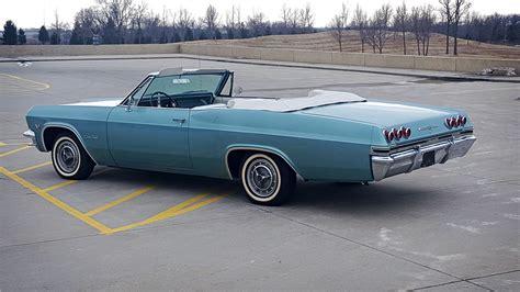 1965 Chevrolet Impala Ss Convertible 194184