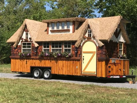 Tiny Homes On Wheels by 40 Best Tiny Houses On Wheels That Are Downright Inspiring