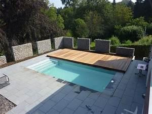 Mini Pool Für Balkon : begehbare terrassen schwimmbadabdeckung garten ~ Michelbontemps.com Haus und Dekorationen