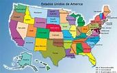 Why is Estados Unidos written E E . U U. instead of E .U ...