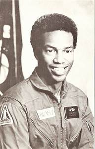 Guy Bluford first Black Man In Space | 3rd Eye Drops