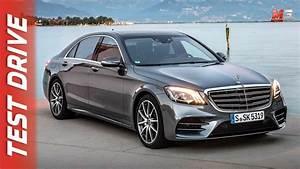 Mercedes Classe C Restylée 2018 : new mercedes classe s 2018 first test drive youtube ~ Maxctalentgroup.com Avis de Voitures