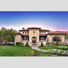 Modern Tuscan Style House Plans  Google Search