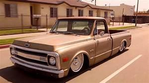 1969 Chevy C-10  Dropped  -  U0026quot Nacho Truck U0026quot