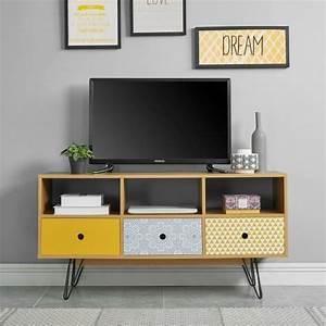 Meuble Tv C Discount : meuble tv suspendu achat vente meuble tv suspendu pas cher cdiscount ~ Teatrodelosmanantiales.com Idées de Décoration