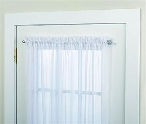 kenney magnetic window curtain rods kenney magnetic window curtain rod home supplies