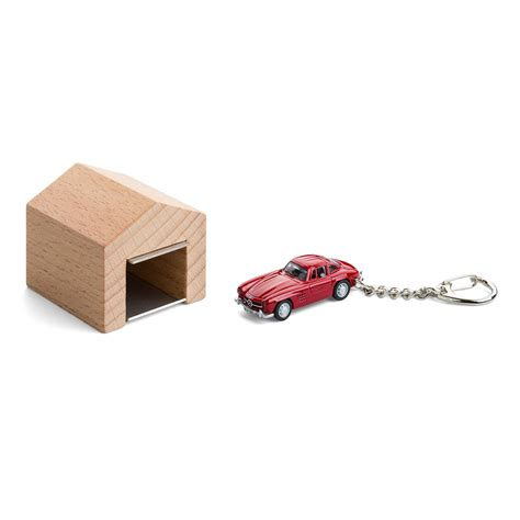 Garage Mit Schlüsselanhänger  Mercedesbenz 300 Sl