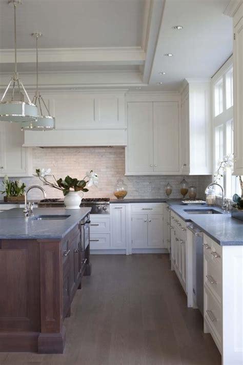 concrete countertops contemporary kitchen milton