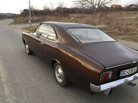 Opel Cars 1970 by Opel Commoder Classic Cars 1970