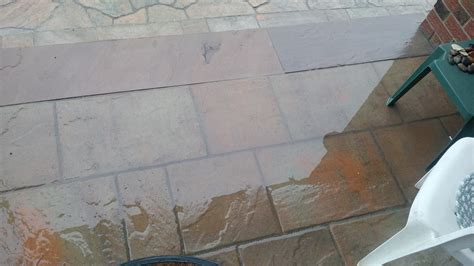 concrete pavers concrete slab best way to fix