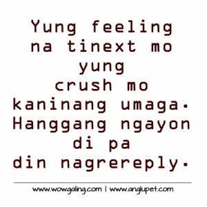 Crush Quotes - Patama Quotes | Tagalog Love Quotes ...