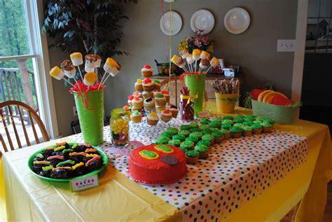 hungry caterpillar birthday party ideas photo