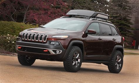 jeep cherokee trail carver news information