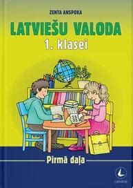 Latviešu valoda 1. klasei - Zenta Anspoka - iBook.lv ...