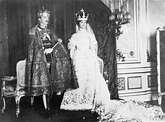 CORONATION EMPEROR CHARLES AUSTRIA KING HUNGARY BUDAPEST ...