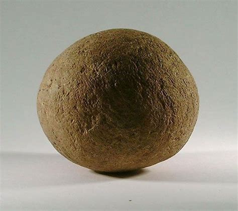 Ballista Ball Or ' Sling Stone' Used As Weapon (from The