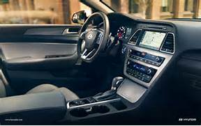 Hyundai Tucson Fuel Cell likewise 2016 Hyundai Santa Fe Sport Interior      Hyundai Sonata 2017 Interior