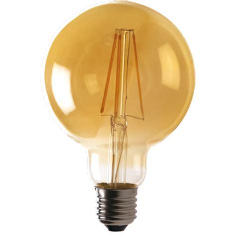 vintage g125 7 5w filament led bulb