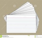 Image result for Royalty Free Clipart Of Index Cards