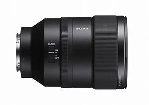 Fe 135mm F1 8 G Master Telephoto Prime Lens For Sony E