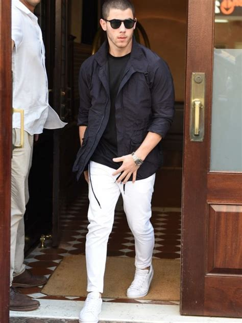 White Jeans For Men Outfit   www.pixshark.com - Images Galleries With A Bite!