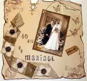 anniversaire mariage 40 ans mariage anniversaire mariage 40 ans