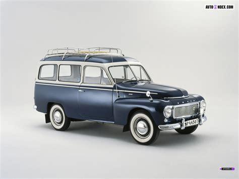 Billeder af Volvo PV 445