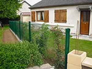 Poseur De Cloture : pose de cl ture montargis amilly sauvegrain paysage ~ Premium-room.com Idées de Décoration