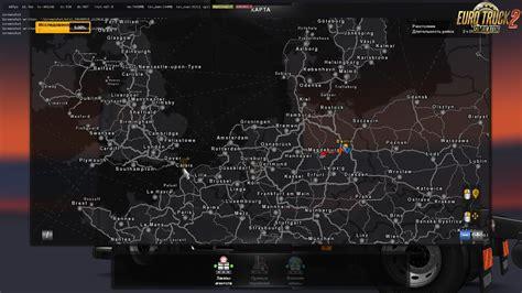 mario map   update   ets mods