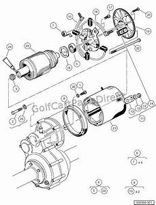 Motor  Model 5bc59jbs6360  - Powerdrive