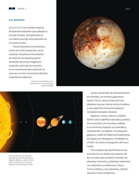 Qu establece charles lyell en su libro principios de geologa? Ciencias Naturales Sexto grado 2016-2017 - Online | Libros de Texto Online | Página 153