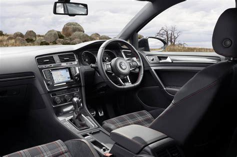 volkswagen golf interior volkswagen cars news golf gti performance on sale now