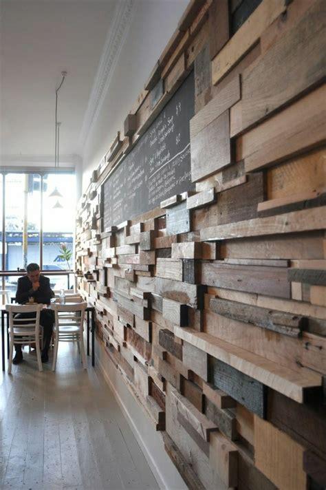 Wandverkleidung Ideen by Wandverkleidung Aus Holz 95 Fantastische Design Ideen