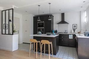 appartement deco scandinave christiansen design cote maison With idee deco cuisine avec deco esprit scandinave
