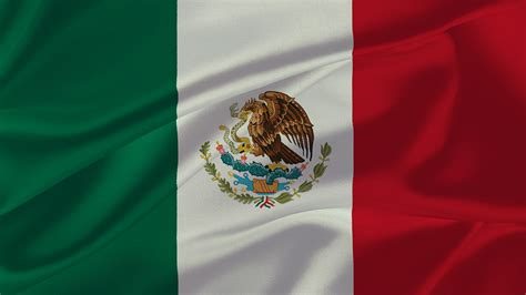 mexikanische flagge  hintergrundbild