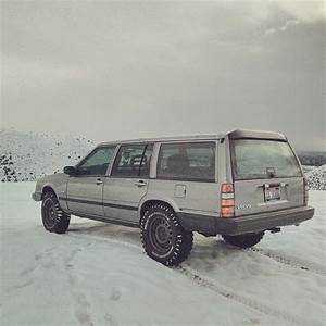 Volvo 4x4 : lifted volvo 740 wagon can 39 t explain how awesome this is volvo pinterest volvo 740 ~ Gottalentnigeria.com Avis de Voitures