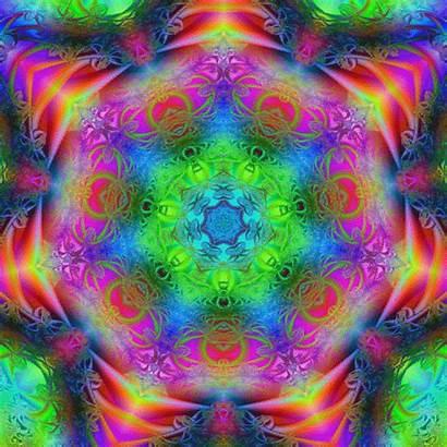 Kaleidoscope Meditation Animated Relaxation Healing Mandalas Myangelcardreadings